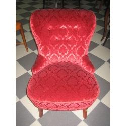 Кресло винтажное Эмма