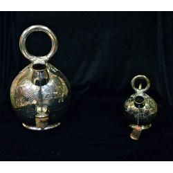 Антикварные серебряные чайники