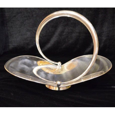 Антикварная ваза для конфет ( Лот MH 4712 )