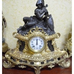 Часы ( ЛОТ HV 6508 )