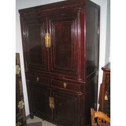 Японский антикварный шкаф 1870 год