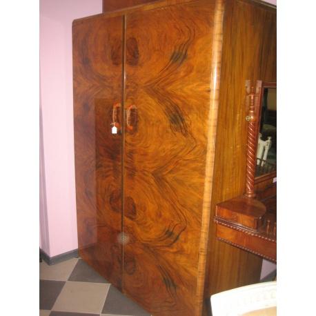 Шкаф для верхней одежды Ар-деко