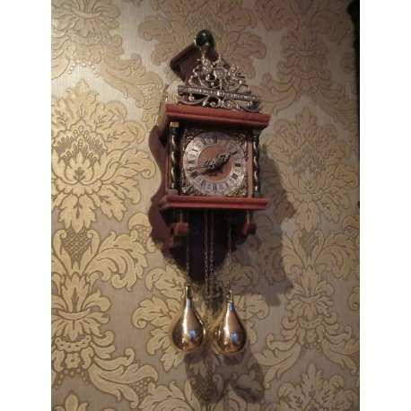 Часы настенные Франц Хермле ( Лот AL 0001 )