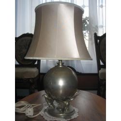 Лампа настольная с абажуром, 1910 г.