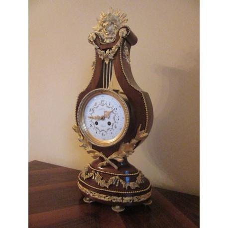 """Антикварные часы """"Лира"""" ( Лот AL 0730 )"""