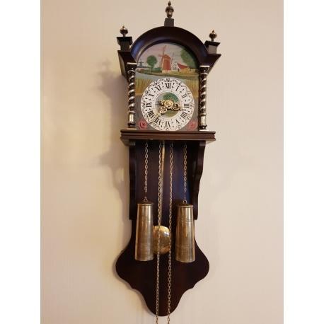 Часы Franz Hermle ( Лот AL 3324 )