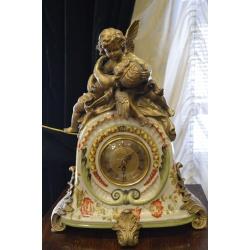 Часы каминные ( Лот MA 8347 )
