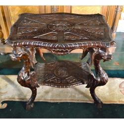 Столик с драконами ( Лот MA 8452 )