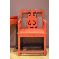 Антикварные китайские кресла