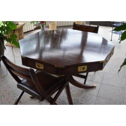 Комплект стол и 6 стульев ( Лот AF 8146 )