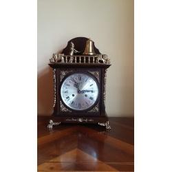 Уникальные каминные часы