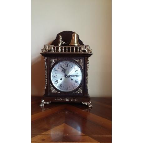 Уникальные каминные часы ( Лот AL 1701 )
