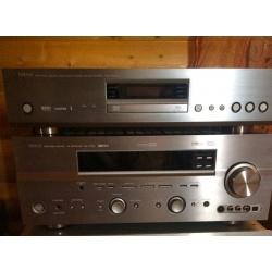Комплект аудиосистемы Yamaha ( Лот AM 4259 )
