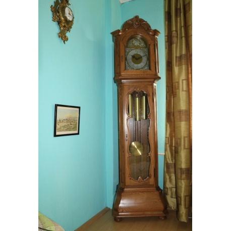 Часы напольные Франц Хермле ( Лот 1460 )