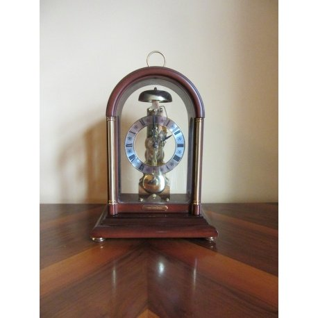 Часы скелетон от Franz Hermle ( Лот AL 3023 )