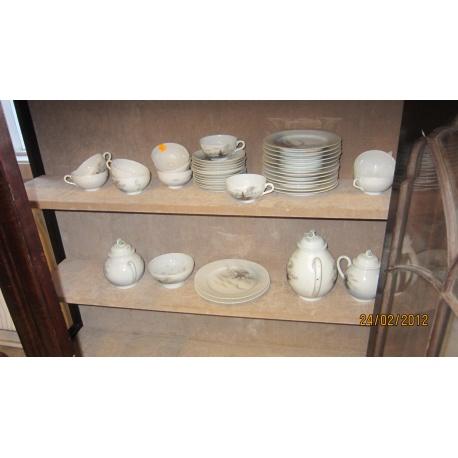 Сервиз чайный китайский, 30-е годы