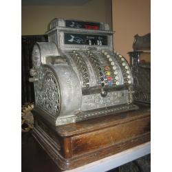 Кассовый аппарат антикварный